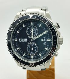 FOSSiL chronograph wristwatch - mint