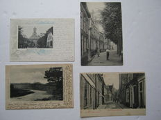 The Netherlands - Province of Overijssel - 70 Cards - 1899-1960