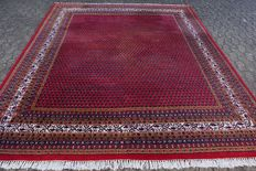 Beautiful MIR - oriental carpet - approx. 298 x 252 cm - from €1, NO RESERVE PRICE - good condition