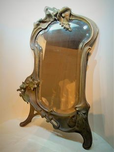 A Lesueur - Hallway / Dressing table mirror