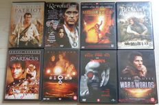 Collection DV S-190---Including classics--Blue Movie, De Lift, Horror with Ozzy Osbourne and Gene Simmons