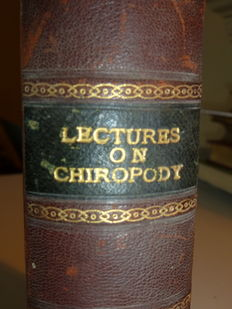 J. Mather - Lectures on chiropody - 3 volumes - circa 1928