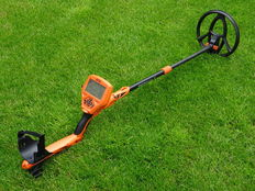 Metal detector Ground EFX MX200 /a  professional  outdoor detector