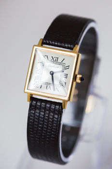 Cartier Tank – Women's watch – 70s/80s