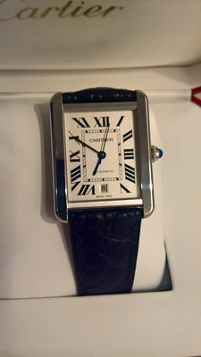 Cartier Tank Solo XL – Men's watch