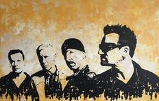 Gerke Rienks - U2, One