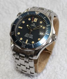 Omega Seamaster professionel bond 2561.80 blue diver 300m - unisex watch - 1990-2000's