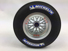Michelin F1 BBS Racing Wheel Paperweight - limited edition