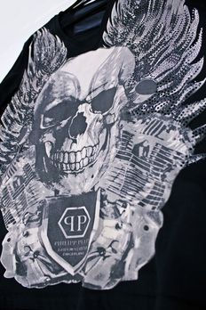 Philipp Plein – Shirt – So Sublime Black