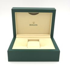 Rolex XL box with over-box