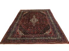 Persian palace carpet. Sarough 360 x 265 cm circa 1970!