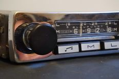 Blaupunkt Hildesheim (s) classic car radio from 1968
