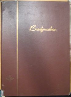 France, Belgium & their former colonies - Collection in a  stockbook.