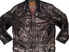 PALL MALL American Classic - Leather jacket
