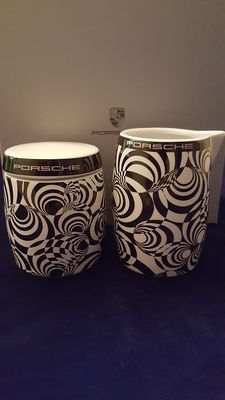 Porsche Design Milk and Sugar gift set