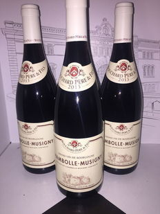 2013 Chambolle Musigny, Bouchard Pere et Fils x 3 bottles.