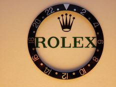 Rolex GMT-Master black bezels Inley vintage 1675, 16750  unused, from old stock