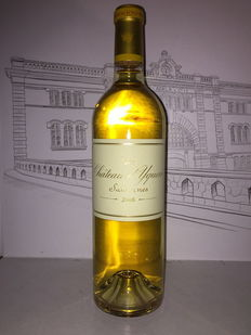 2008 Chateau Yquem Sauternes – 1 Bottle