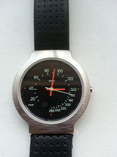 Saab Speedometer - promotional watch