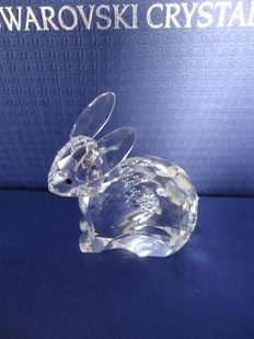 Swarovski - Zodiac rabbit - Zodiac tiger- Playing beagle - Squirrel