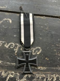 Iron Cross 2nd class - manufacturer K.O.