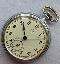 THIEL ANKER -- men's pocket watch from the 1960s / 70s