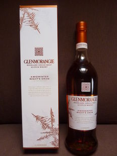 Glenmorangie A Midwinter Night's Dram  0,7l    Limited Edition