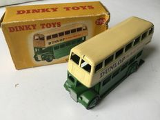 Dinky Toys - Scale 1/66 - Double Deck Bus No.290