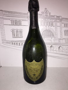 2000 Dom Perignon champagne – one bottle (75 cl)