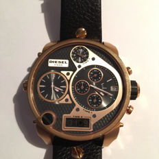 Diesel chronograph - men's wristwatch - 2016, new condition.