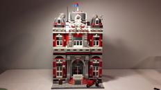 "MOC - Modular Buildings ""Police / Fire Department"""