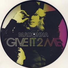 Madonna, collection of 16 records including Give It To Me picture disc