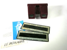 Le Colibri Stereo Viewer and stereo slides