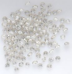 123 Round Brilliant Diamonds – 1.49 ct.