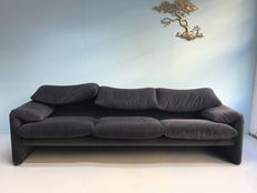 Vico Magistretti by Cassina – Maralunga sofa