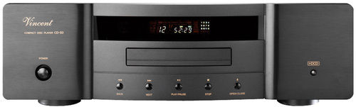 HI-END HD CD PLAYER VINCENT CD-S3