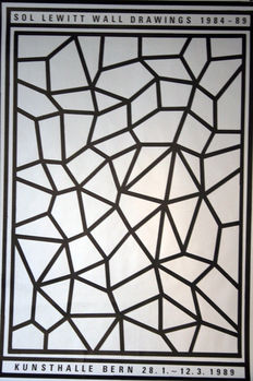 Sol LeWitt - Wall drawings 1984-1989