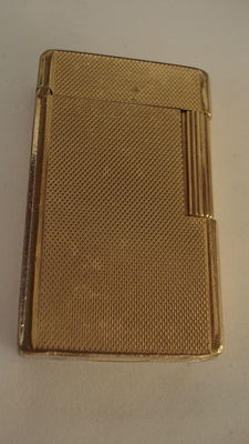 Lighter S.T. gold plated DUPONT.
