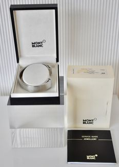 Montblanc - Urban Walker Collection - Armband stainless steel / rvs