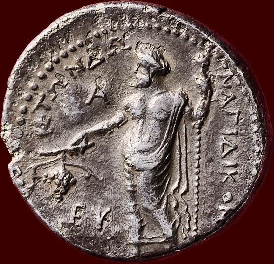 Greek Antiquity - Cilicia. Nagidos. Silver Stater, struck in approx. 374-333 BC.