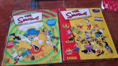 Panini - The Simpsons - 2 Complete albums.