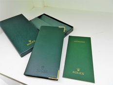 Rolex - Personal telephone book + Planner 2008