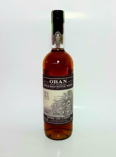 Oban 2013 - Special Release - 21 Years Old