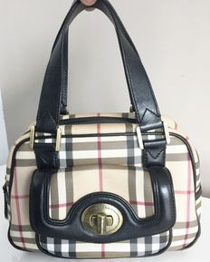 Bolso de mano/ hombro Burberry London