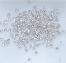 173 Round Brilliant Diamonds – 1.65 ct