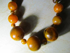 Natural Baltic Amber Necklace , No Reserve price