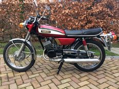 Yamaha - 125 AS3 - 1975