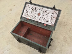 Iron box-so called Armada Chest-Germany-17th century