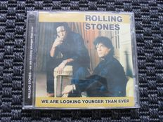 Rolling Stones - 11 lots of cd's - Unofficial albums - Doublealbums