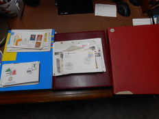Italy - Vatican and San Marino first day covers